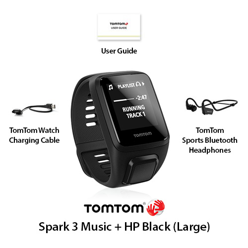 tomtom spark 3 music hp