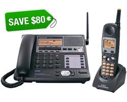 Panasonic 58GHz Cordless Phones panasonic kx tg4500