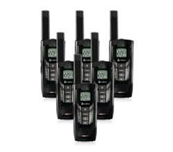 6 Radios  cobra cxr925 6 pk