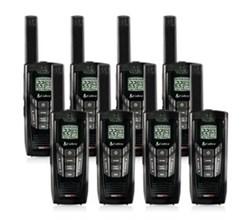 8 Radios  cobra cxr925