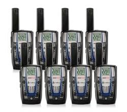 8 Radios  cobra cxr825