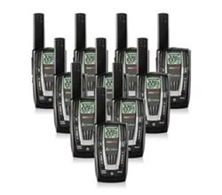 10 Radios  cobra cxr725 10 pk