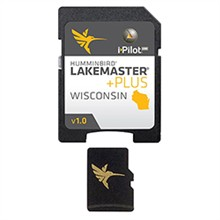 LakeMaster Maps humminbird 600025 3
