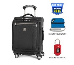 Travelpro Platinum Magna Carry On Luggage PM2 International Exp Spinner