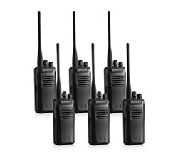 Kenwood Walkie Talkies / Two Way Radios   6 Radio kenwood nx 240v16p