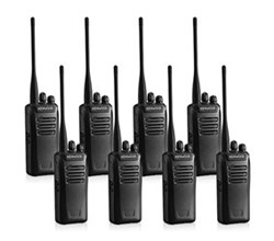 Kenwood Walkie Talkies / Two Way Radios 8 Radio kenwood nx 240v16p