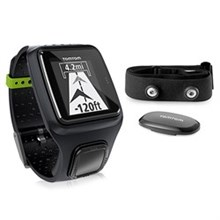 TomTom Sport Fitness GPS Multi Sport Series tomtom multi sport grey with hrm