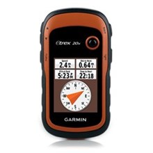 Hiking  garmin etrex20x