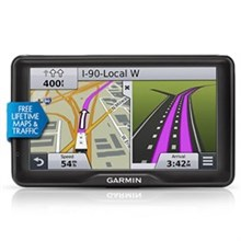 Garmin GPS with Lifetime Maps and Traffic Updates garmin rv760lmt