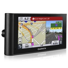 Garmin GPS with Lifetime Maps and Traffic Updates garmin dezl cam lmthd