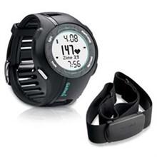 Garmin Forerunner Runners garmin forerunner 210 teal watch with hrm