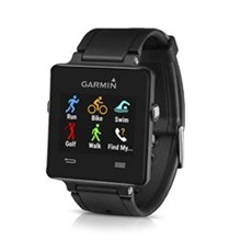 Hiking  garmin vivoactive watchonly