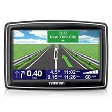 TomTom European GPS tomtom xxl540S world traveler edition