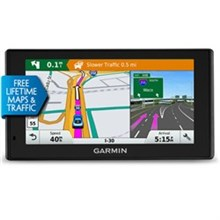 Garmin GPS with Lifetime Maps and Traffic Updates garmin drivesmart 60lmt