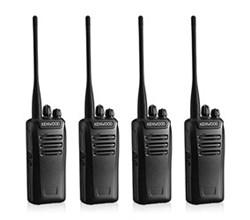 Kenwood Walkie Talkies / Two Way Radios   4 Radio kenwood nx 240v16p
