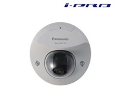 Vandal Proof Network Cameras panasonic wv sw152m