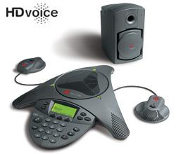 Polycom SoundStation VTX Refurbished polycom 2200 07142 001