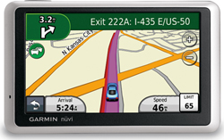 Garmin GPS with Lifetime Traffic Updates garmin nuvi 1350t