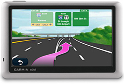 Garmin GPS with Lifetime Traffic Updates garmin nuvi 1450t
