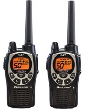 Midland Waterproof Two Way Radios Walkie Talkies midland gxt1000vp4 banner