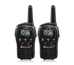 Midland GMRS Two Way Radios Walkie Talkies midland lxt500vp3 banner