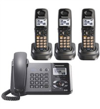 Panasonic 2 Line Corded Phones panasonic kx tg9391t 3
