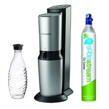 SodaStream Water Makers sodastream cyrstal silver