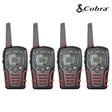 4 Radios  cobra cxt545