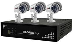 Lorex 3 Camera Systems  lorex lh304501