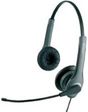 Jabra GN Netcom Stereo Headsets (2 Ears)  jabra gn 2015 duo nc series
