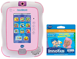Vtech InnoTAB 3/3S Learning Tablet VTech 80 157850 and 80 232200