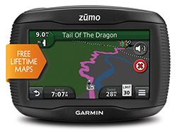 Garmin Motorcycle GPS garmin zumo390lm