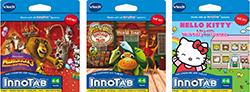 Vtech InnoTab Cartridges VTech toys 80 230900 80 231000 80 231100