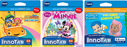 Vtech InnoTab Cartridges VTech toys 80 231200 80 231700 80 232200