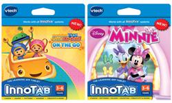 Vtech InnoTab Cartridges VTech toys 80 231200 1 80 231700