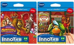 Vtech InnoTab Cartridges VTech toys 80 230900 1 80 231000