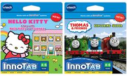 Vtech InnoTab Cartridges VTech toys 80 231100 1 80 231500
