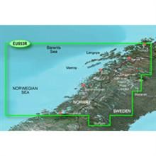Norway Bluechart Maps garmin bluechart g2 heu053r trondheim tromso