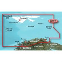 Norway Bluechart Maps garmin bluechart g2 heu054r vestfjd svalbard vara