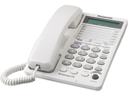 Panasonic 2 Line Corded Phones panasonic kx ts208