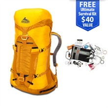 Gregory Alpinisto Alpine Backpacks gregory alpinisto 50 banner