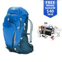 Gregory Supported Backpacks gregory contour 50 banner