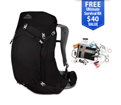 Gregory Z Lightweight Backpacks gregory z 35 2014