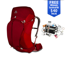 Gregory Z Lightweight Backpacks gregory z 55 2014