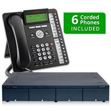 Smaller Packages avaya 700476005 1416 4co 6pack