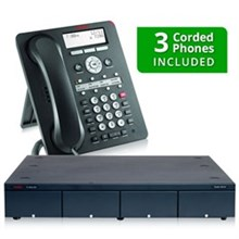 1 10 Users avaya 700476005 1408 4co 3pack
