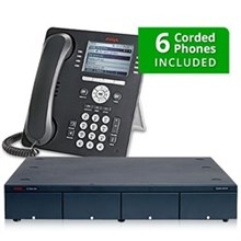 1 10 Users avaya 700476005 9508 4co 6pack