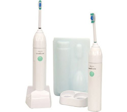 Dual Handle Toothbrushes sonicare essence e5350