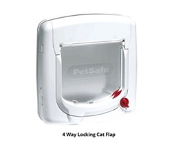 PetSafe Locking Cat Flaps 300US