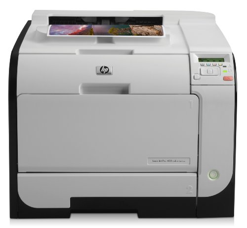 HP NB0588W LaserJet Pro 400 M451NW Laser Printer - Color - 600 x 600 dpi Print - Plain Paper Print - Desktop at Sears.com